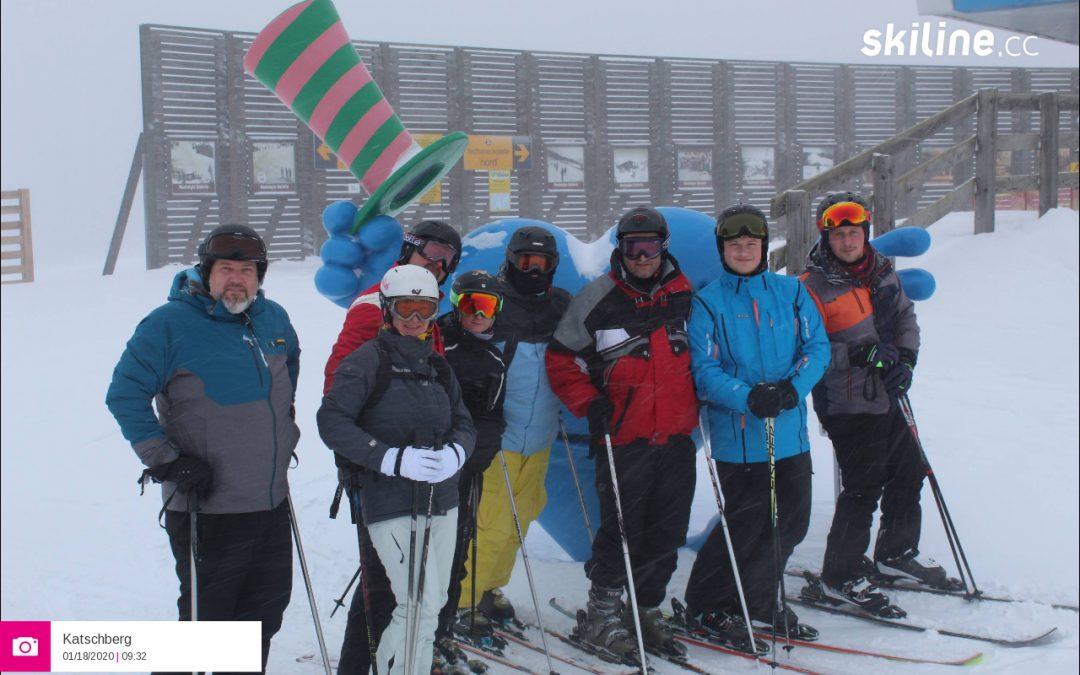 TSG Kärnten Skitag Katschberg Jänner 2020